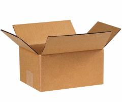 e4c44ddc245 SPP Brown Packaging Corrugated 16 x 16 x 10 Inch 5 Ply Pack of 10 Boxes by  Sriyug Print Production